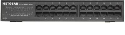 Netgear GS116LP Network Switch(Black)