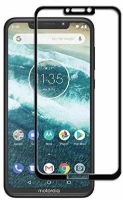 Zivoly Tempered Glass Guard for Motorola Moto G7 Power, 5d Tempered glass for Motorola Moto G7 Power, screen protector for Motorola Moto G7 Power(Pack of 1)