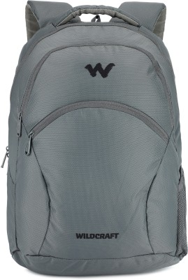 828e988ff Wildcraft Ace 2_Grey 21 L Medium Backpack(Grey)