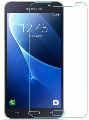 Icod9 Tempered Glass Guard for Samsung Galaxy J7   6  New 2016 Edition  Pack of 1