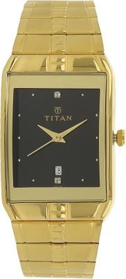 Titan NH9151YM05 Analog Watch   For Men Titan Wrist Watches