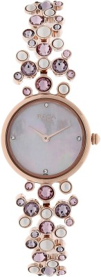 Titan NH95032WM02 Raga Analog Watch - For Women