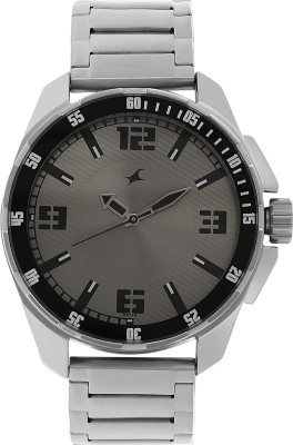 Fastrack 3084SM02 Analog Watch   For Men Fastrack Wrist Watches