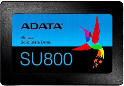 ADATA Ultimate SU800 256 GB Laptop, Desktop, All in One PC's, Surveillance Systems, Servers, Network Attached Storage Internal Solid State Drive (ASU800SS-256GT-C)