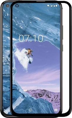 Flipkart SmartBuy Edge To Edge Tempered Glass for Nokia 6.2(Pack of 1)