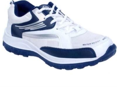 Crv Sports Shoe Running Shoes For Men White, Blue