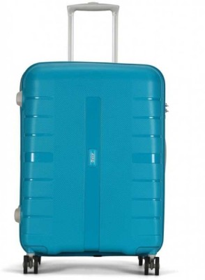 VIP VOYAGER STROLLY 67 360 BLUE Expandable  Check-in Luggage - 25 inch(Blue)