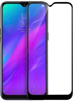 LIKEDESIGN Edge To Edge Tempered Glass for Realme 3, Realme 3i, Vivo Y93(Pack of 1)
