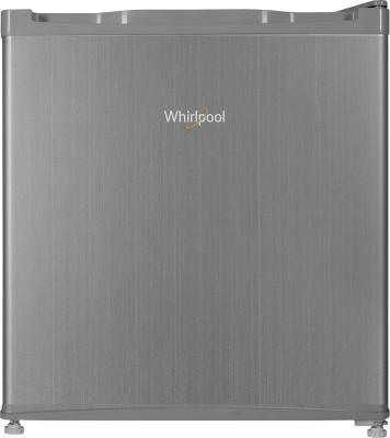 Whirlpool 46 L Direct Cool Single Door 3 Star Refrigerator Silver, 65 W ATOM PRM 3S STEEL  Whirlpool Refrigerators