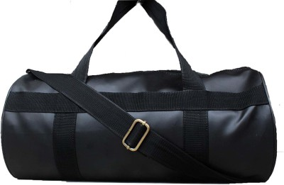 Red Lion Weekender Duffel Gym Bag with 3 compartments (Black) Gym Bag(Black)