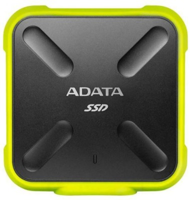 ADATA 1 TB External Solid State Drive(Yellow) at flipkart