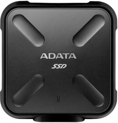 ADATA 512 GB External Solid State Drive(Black)