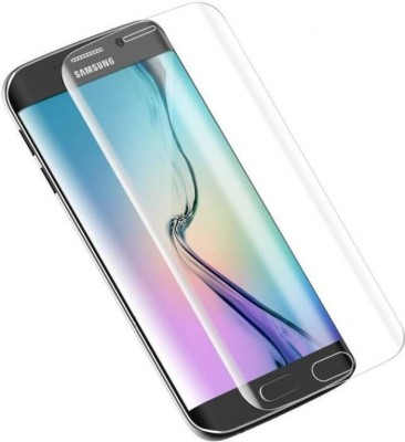 ks regal Edge To Edge Tempered Glass for Samsung Galaxy S6 Edge(Pack of 1)