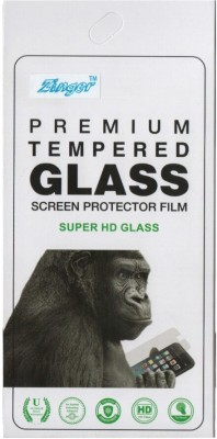 Zinger Tempered Glass Guard for Micromax Canvas 2 A110(Pack of 1)