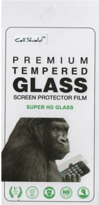 CELLSHIELD Tempered Glass Guard for Samsung Galaxy Note N7000(Pack of 1)