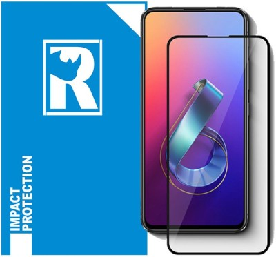 RR Design Edge To Edge Tempered Glass for Asus Zenfone 6 2019 (Zenfone 6z), Asus Zenfone 6 ZS630KL(Pack of 1)