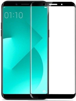 KMP POWER Tempered Glass Guard for Oppo A83, 6D(Pack of 1)