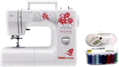 Usha ALLURE DLX WITH SEWING KIT Electric Sewing Machine( Built-in Stitches 21)