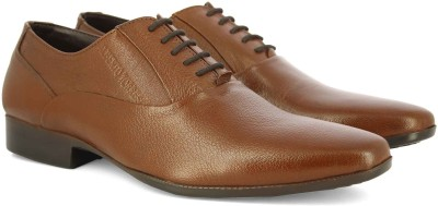 Alberto Torresi Lace Up For Men(Tan) at flipkart