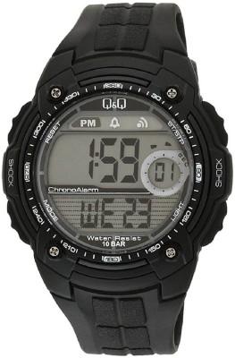 Q Q M075J001Y Digital Watch   For Men Q Q Wrist Watches