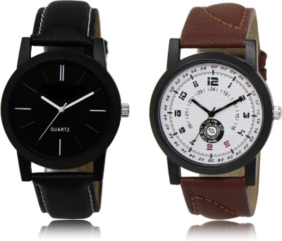 Justice Fashion New Stylish Designer Models Of 5-11 Analogue Watch For Men Analog Watch  - For Men
