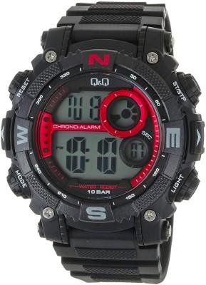 Q Q M133J002Y Digital Watch   For Men Q Q Wrist Watches
