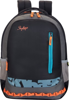 Skybags Vivid 2 33 L Laptop Backpack(Multicolor)