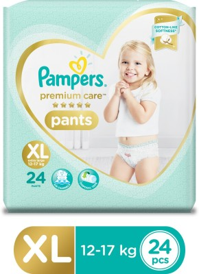Pampers Premium Care Pant Baby XL Diapers (44 Pieces)