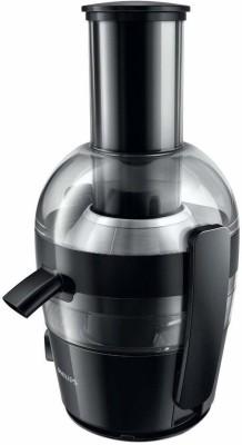 PHILIPS (HR1855) Watt 700 Juicer (1 Jar, Black)