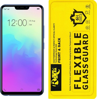 Roxel Front and Back Screen Guard for Vivo Y83 Pro (Nebula Purple, 64 GB) (4 GB RAM)(Pack of 1)