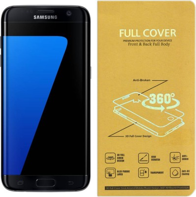 Roxel Front and Back Screen Guard for Samsung Galaxy S6(Pack of 1)
