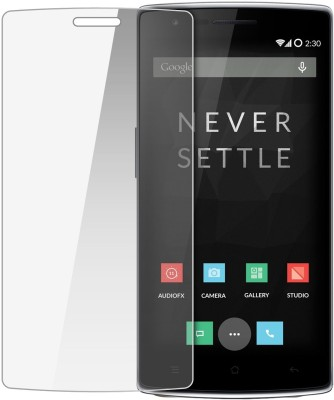 JIGZ Tempered Glass Guard for OnePlus One Pack of 1 JIGZ Screen Guards