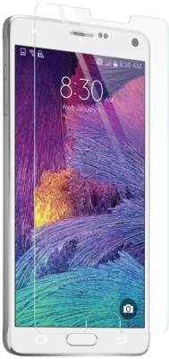 DIGI DECOR Tempered Glass Guard for Samsung Galaxy NOTE4(Pack of 1)