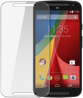 TRUSTA Tempered Glass Guard for Motorola Moto E (1st Gen)(Pack of 1)