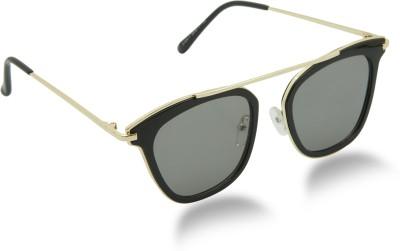 Chemistry Wayfarer Sunglasses(Grey)