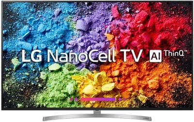LG 164 cm (65 inch) Ultra HD (4K) LED Smart TV(75SK8000PTA)