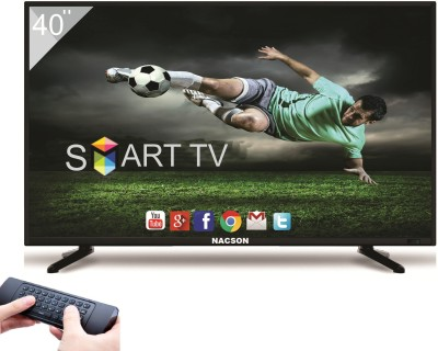 Nacson Series 8 102cm (40 inch) Full HD LED Smart TV(NS4215 Smart)