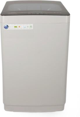 Llloyd 8 kg Fully Automatic Top Load Washing Machine Silver, Black(LWMT80TL) (Llloyd)  Buy Online