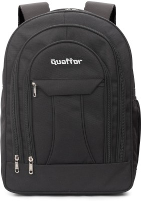 Quaffor 17 inch Laptop Backpack Black