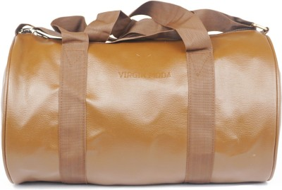 Virginmoda VMZBBRM02 Gym Bag(Brown)