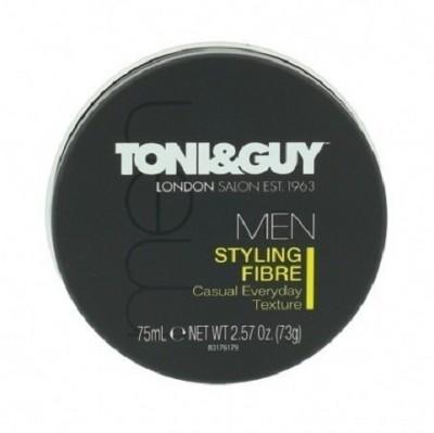 Toni&Guy TEXTURISING FIBER HAIR WAX 75 ML MADE IN UK Hair Wax(75 ml)