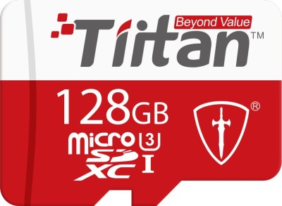 Tiitan Ultra 128 GB MicroSDXC UHS Class 3 300 MB/s Memory Card