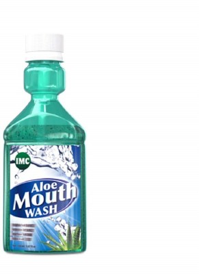 IMC ALOE MOUTH WASH-01 - aloevera(150 ml)