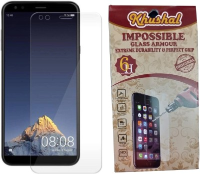 Khushal Screen Guard for Infocus Vision 3(Pack of 1)