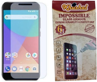 Khushal Screen Guard for Itel A45 {Flexible}(Pack of 1)