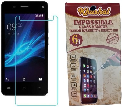 Khushal Screen Guard for Itel A44 {Flexible}(Pack of 1)