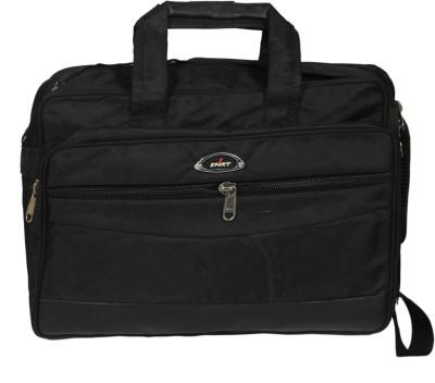 Swizz Fashion Black Messenger Bag