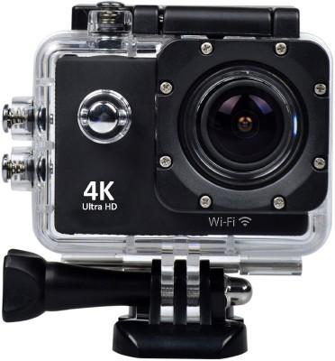 Style Maniac 4k Ultra HD 4k Ultra HD waterproof sports/Action camera Sports and Action Camera (Black 16 MP) Sports and Action Camera(Black 16 MP) 1