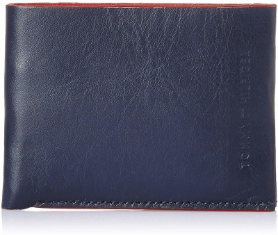 Tommy Hilfiger Men Grey Genuine Leather Wallet(1 Card Slot) at flipkart