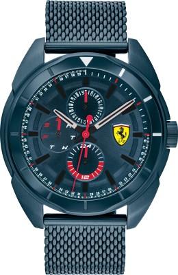 SCUDERIA FERRARI 830638 FORZA Analog Watch   For Men SCUDERIA FERRARI Wrist Watches